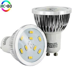 Une ampoule équipée de 9 LEDs |Photo : Starled.fr