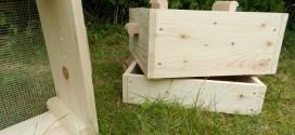 Composter en appartement avec le lombricomposteur en bois