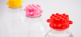 Clever Caps, réutilisez les bouchons de bouteilles comme Lego