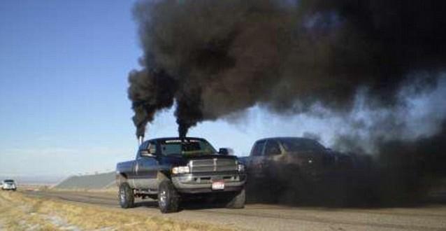 le Coal rolling en action