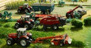 Exposition de miniatures agricoles
