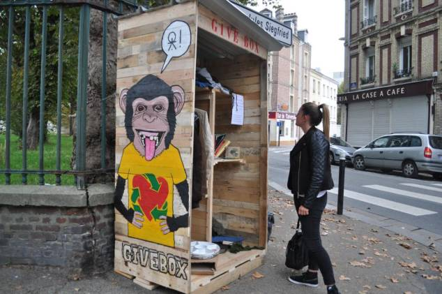 Give-box du Havre