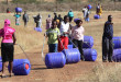 Hippo Water Roller, un rouleau pour transporter l'eau facilement