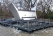 Pour la première fois en France, une hydrolienne est raccordée au réseau électrique