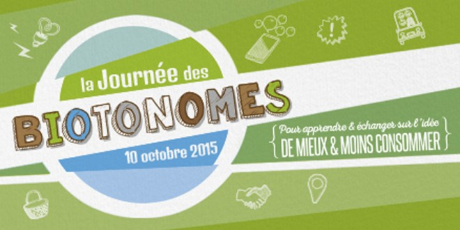 Biocoop organise la 1ere journée des Biotonomes