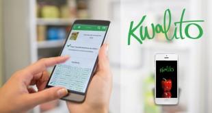 Kwalito permet de savoir si un produit alimentaire respecte un régime spécifique en quelques secondes