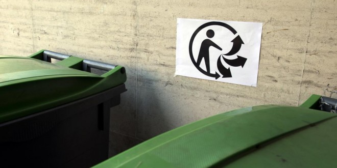 Logo tri recyclage triman