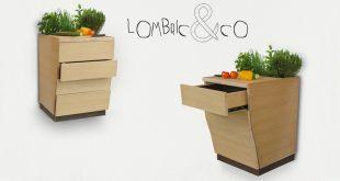 Lombricomposteur en bois Lombric&Co