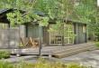 Une maison préfabriquée en bois de 25m² pour moins de 25.000€