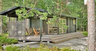 Maison préfabriquée SunHouse