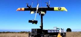 Google investit dans les éoliennes sans pales
