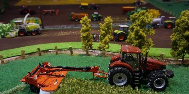 maquette agricole