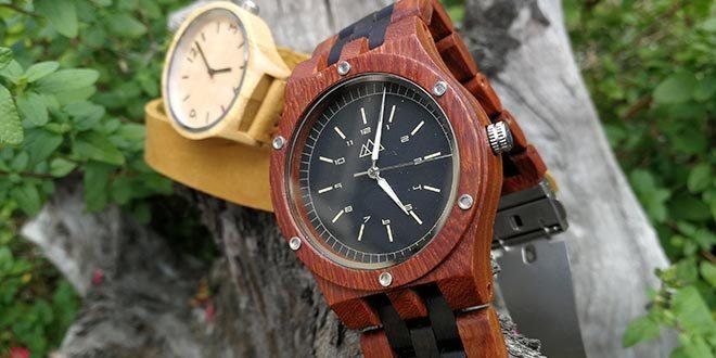 Cédez à la grande tendance des accessoires de mode en bois grâce à The Wood Stock