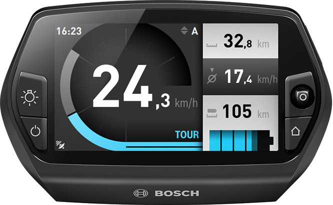 Ordinateur de bord Bosch Nyon
