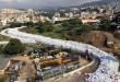 Les rues de Beyrouth envahies par les ordures