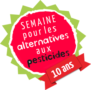 Logo semaine alternatives aux pesticides