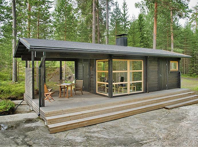maison bois 25m2
