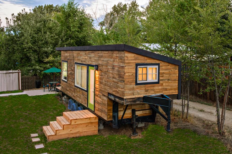 La tiny house de macy miller 18m de pur bonheur et d 39 ing niosit Australia home and garden tv show