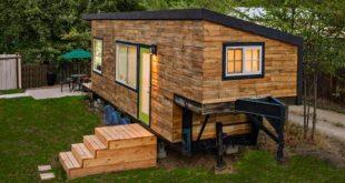 tiny house sur remorque