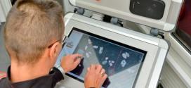 Veolia teste le tri des déchets par écran tactile