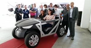 Une voiture electrique open source